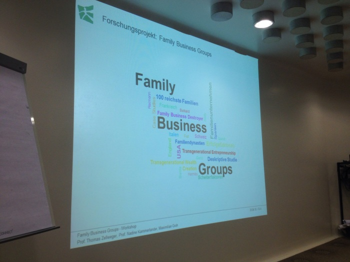 Family Business Groups