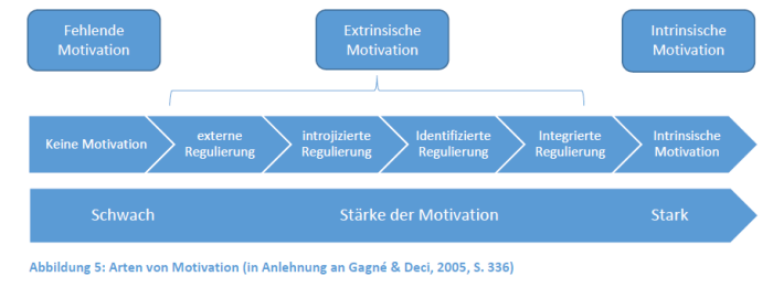 Motivation Types